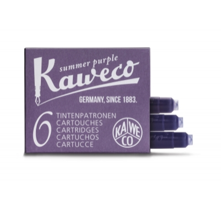 Kaweco Kaweco Ink Cartridges Summer Purple