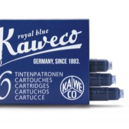 Kaweco Kaweco Ink Cartridges Royal Blue