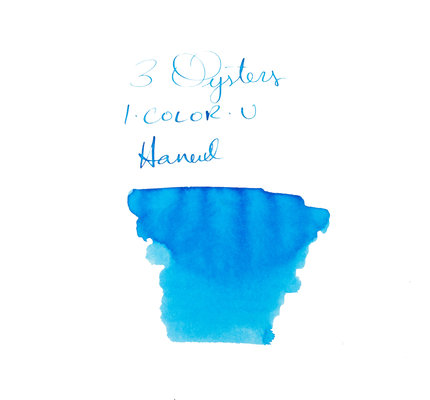 3 Oysters 3 Oysters I-Color Gyeoul Haneul Winter Sky Bottled Ink - 38ml