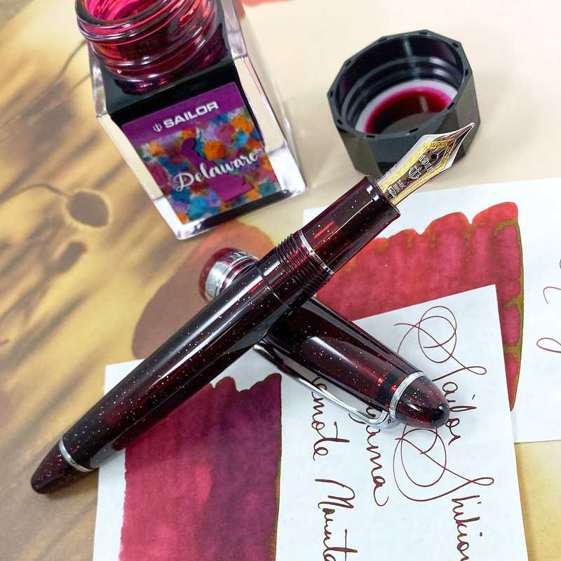 Sailor Sailor 1911L Large North American Exclusive Pen of Year 2021 Fountain Pen