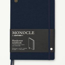Leuchtturm1917 Leuchtturm1917 Monocle Hardcover Notebook Composition (B5) Dotted
