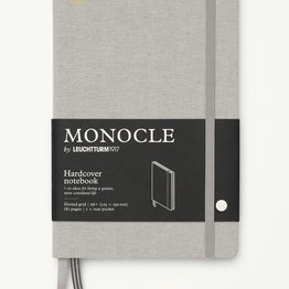 Leuchtturm1917 Leuchtturm1917 Monocle Hardcover Notebook (B6+) Dotted