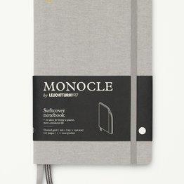 Leuchtturm1917 Leuchtturm1917 Monocle Softcover Notebook Composition (B5) Dotted