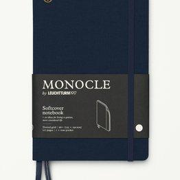 Leuchtturm1917 Leuchtturm1917 Monocle Softcover Notebook (B6+) Dotted