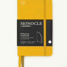 Leuchtturm1917 Leuchtturm1917 Monocle  Softcover Notebook (A6) Dotted