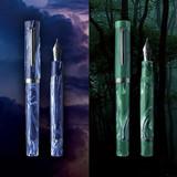 Sailor Sailor Bespoke Limited Edition Luminous Shadow Grove Green Fountain Pen