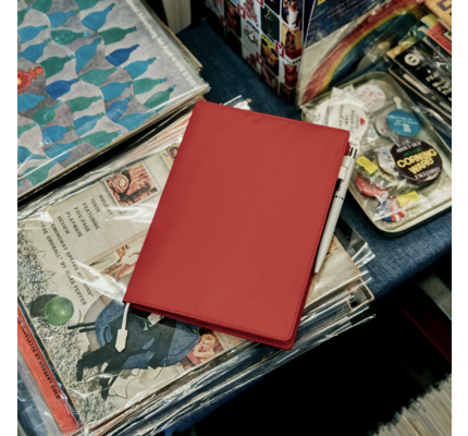 Hobonichi Hobonichi BS Lite Red A5 Cover Only