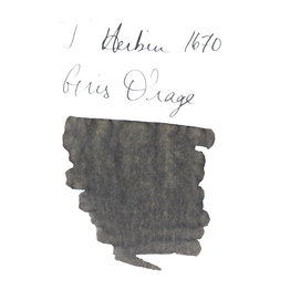 "J. Herbin J. Herbin ""1670"" Gris Orage (Stormy Grey) -  50ml Bottled Ink"