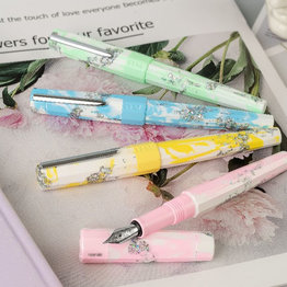 Benu Benu Limited Edition Euphoria Spring Sky Fountain Pen