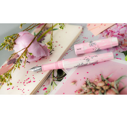 Benu Benu Limited Edition Euphoria Spring Bloom Fountain Pen