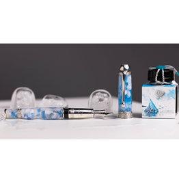 Aurora Aurora Limited Edition Ambienti Glacier Fountain Pen