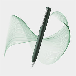 Lamy Lamy Special Edition Aion Dark Green Fountain Pen