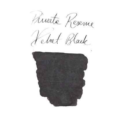 Private Reserve Private Reserve Velvet Black Ink Cartridges