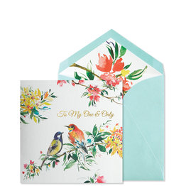 NIQUEA.D NIQUEA.D Love Birds Anniversary Card
