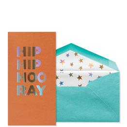 NIQUEA.D NIQUEA.D Hip Hip Hooray Congratulations Card