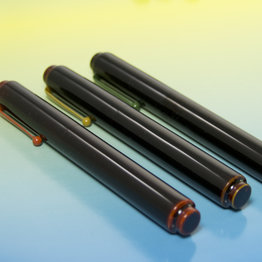 Ap Limited AP Limited  Tame Nuri Orange Fountain Pen