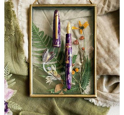 Esterbrook Esterbrook Estie Gold Rush Purple Dreamer Fountain Pen