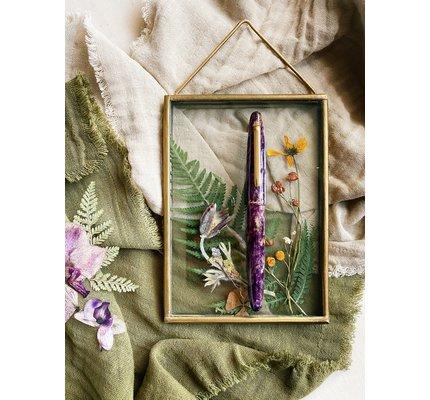 Esterbrook Esterbrook Estie Gold Rush Purple Dreamer Oversized Fountain Pen