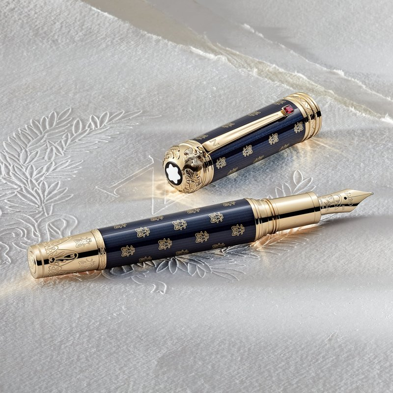 Montblanc Patron Of The Art Homage To Napoleon Bonaparte 4810 Fountain Pen Dromgoole S Fine Writing Instruments