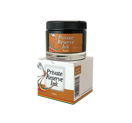 Private Reserve Private Reserve Sepia Bottled Ink - 60ml