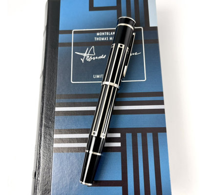 Montblanc Pre-Owned Montblanc Limited Edition Writer's Series Thomas Mann Rollerball 2009
