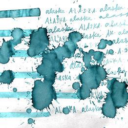 Sailor Sailor USA 50 States Ink Series - Alaska 20ml Bottled Ink
