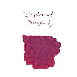 Diplomat Diplomat Bottled Ink Burgundy Red - 30ml