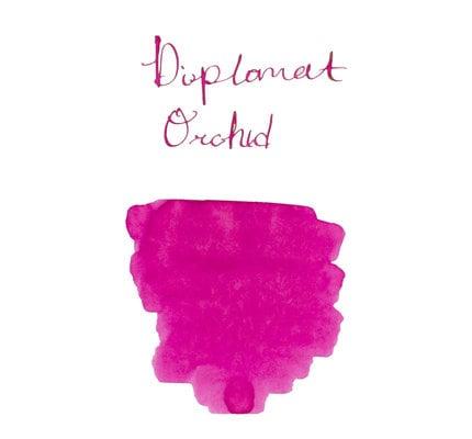 Diplomat Diplomat Bottled Ink Orchid Pink - 30ml