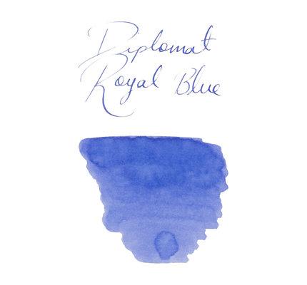 Diplomat Diplomat Bottled Ink Royal Blue - 30ml