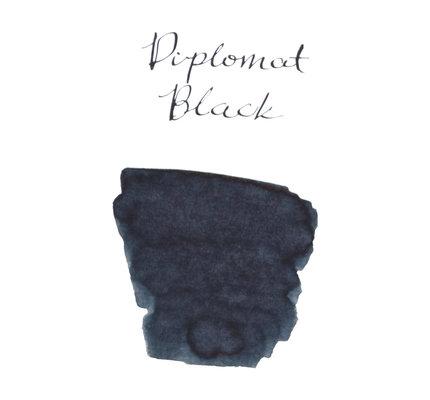 Diplomat Diplomat Bottled Ink Black - 30ml