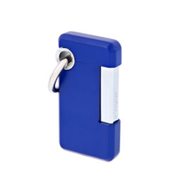 S. T. Dupont S.T. Dupont Hooked Lighter Disc-O Blue Matt