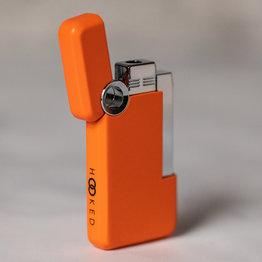S. T. Dupont S.T. Dupont Hooked Lighter Vasymol-O Orange Matt