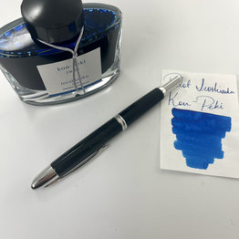 Pilot Pre-owned Pilot Vanishing Point Black Fountain Pen