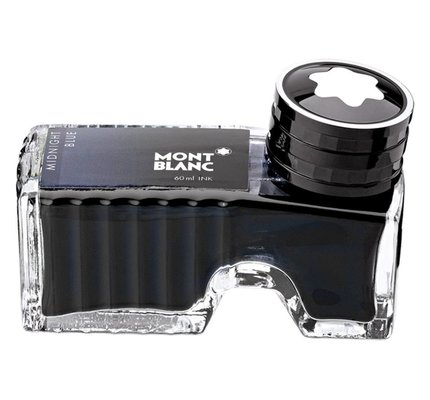 Montblanc Montblanc Midnight Blue - 60ml Bottled Ink
