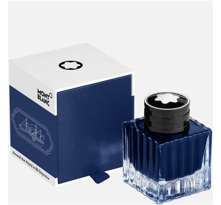 Montblanc Montblanc Around the World in 80 Days Blue Bottled Ink - 50ml