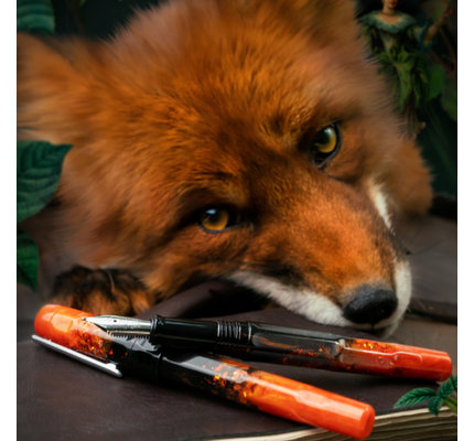 Benu Benu Talisman Foxglove Fountain Pen