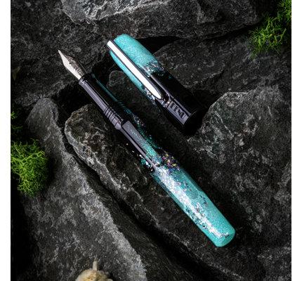 Benu Benu Talisman Edelweiss Fountain Pen