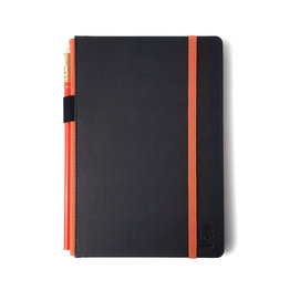 Blackwing Blackwing Special Edition Eras Palomino Slates A5 Orange Notebook