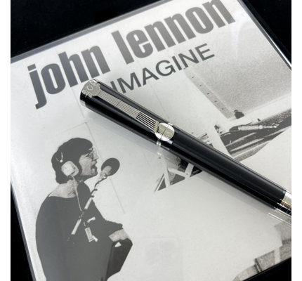 Montblanc Pre-Owned Montblanc John Lennon Fountain Pen
