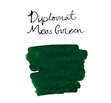 Diplomat Diplomat Bottled Ink Moss Green - 30ml
