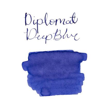 Diplomat Diplomat Bottled Ink Deep Blue - 30ml