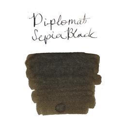 Diplomat Diplomat Bottled Ink Sepia Black - 30ml