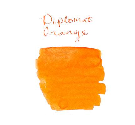Diplomat Diplomat Bottled Ink Orange - 30ml