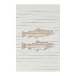 The Southern Sportsman The Southern Sportsman Phantom Notepad Rainbow Trout