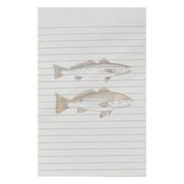The Southern Sportsman The Southern Sportsman Phantom Notepad Trout/ Redfish