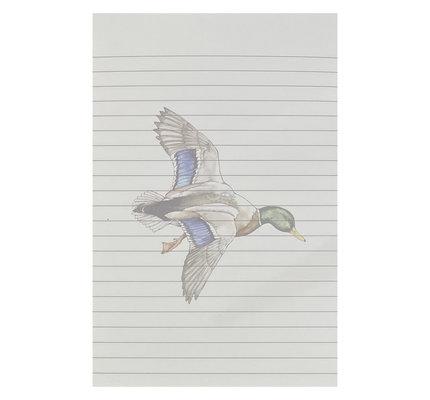 The Southern Sportsman The Southern Sportsman Phantom Notepad Mallard Duck