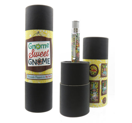 Retro 51 Retro 51 Limited Edition Tornado Popper Rollerball - Gnome Sweet Gnome