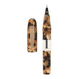Yookers Yookers Gaia Fiber Pen Marble Orange-Black Replacement Tips