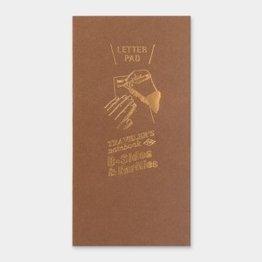 Traveler's Traveler's Notebook Regular Refill Letter Pad
