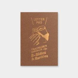 Traveler's Traveler's Notebook Passport Refill Letter Pad